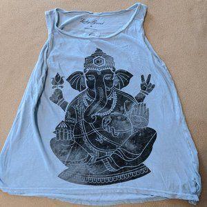 *3/$15 Lucky Brand Ganesh Tank Top
